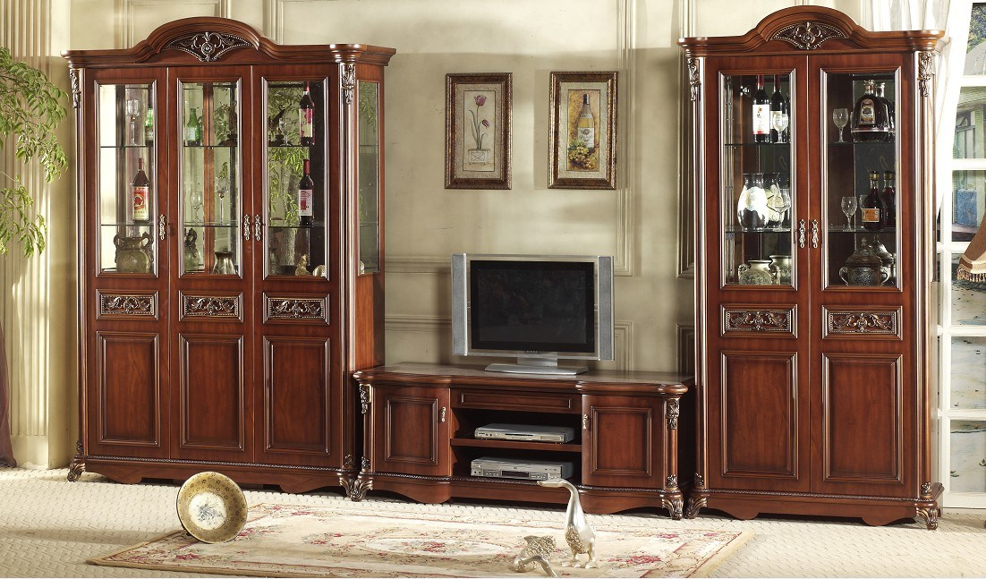 Living Room Furniture Cabinets