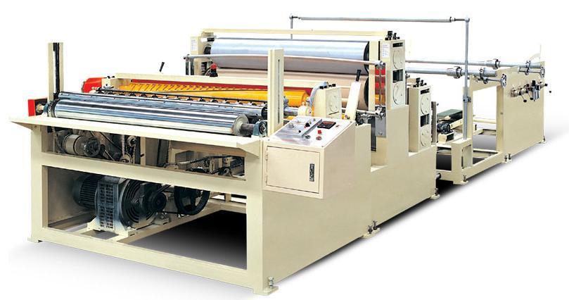 tissue paper cutting machine