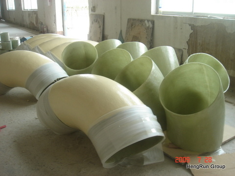 Corrosion Resistant FRP Pipe Fittings