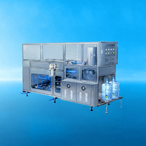 Automatic 5gallon Water Bottling Machine 200bottles/Hour