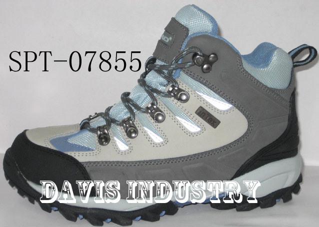 Best New Design Hiking Trekking Outdoor Shoes and Boots Waterproof (SPT-07855)