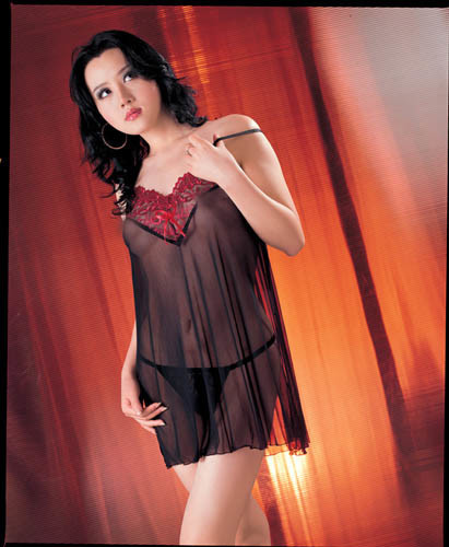 China Babydoll Underwear and Lingerie-1