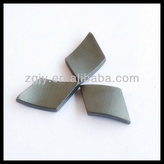 Super Strong Ferrite Magnet Tile by Joint-Mag