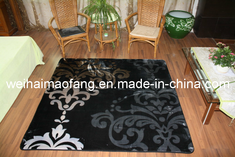 Muslim Printing Prayer Carpet (MQ-CP002)