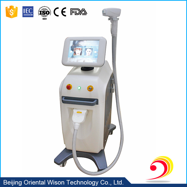 Medical 808nm Diode Laser Hair Removal Machine