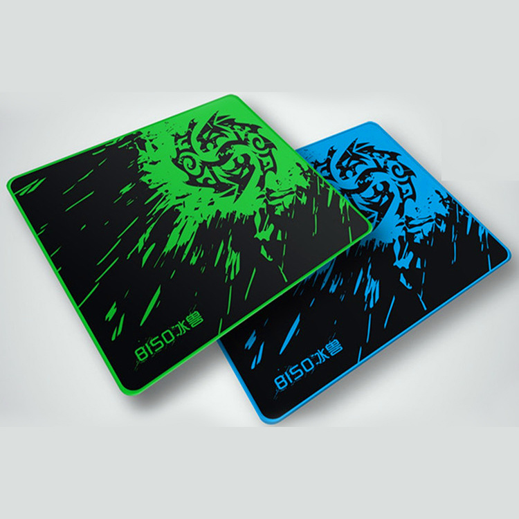 Wholesale Gaming Mouse Pad with Stitched Edge Custom