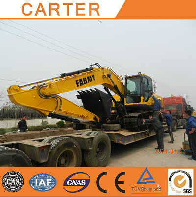CT360-8c (36ton) Municipal Engineering Hydraulic Heavy Duty Crawler Excavator