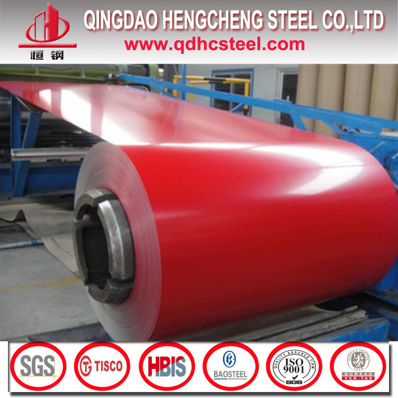 Color Coated Prepainted Galvalume Steel Coil PPGL