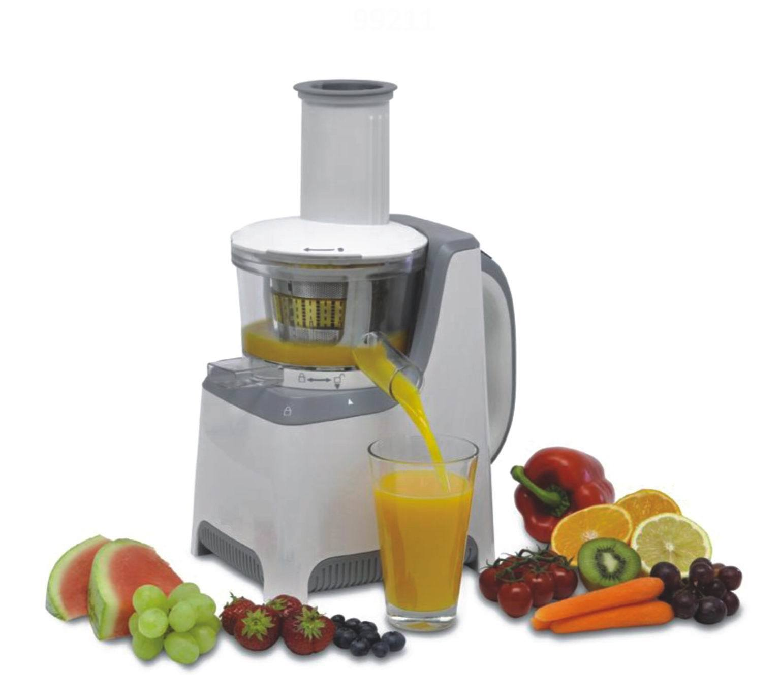 Slow Juicer China : China Compact Juice Fountain Plus Juice Extractor/ Pink ...