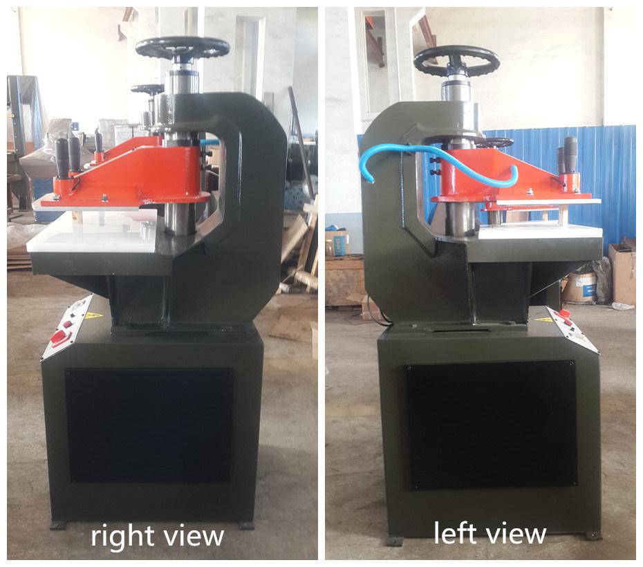 10t Cutting Press/Clicking Press/Hydraulic Swing Arm Cutting Machine