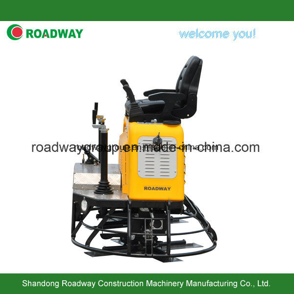 Ride on Concrete Power Trowel with Honda Engine