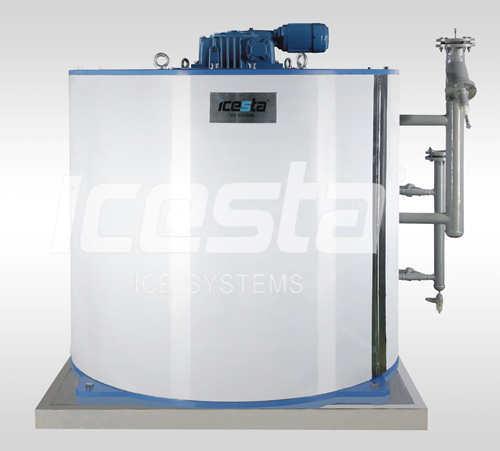 Icesta Easy Installation Flake Ice Evaporator
