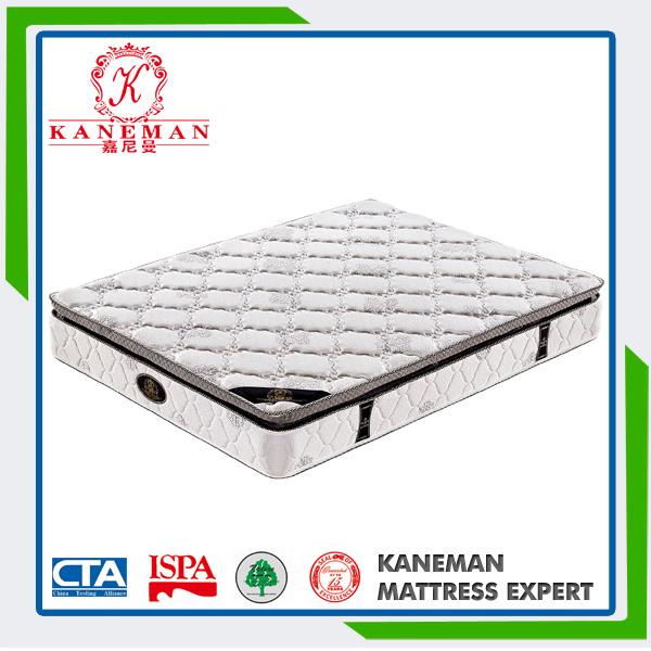 Queen Size Latex Mattress Pocket Spring High Density Foam Mattress