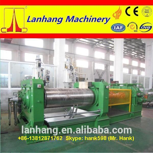 Sk660*2300 Plastic Mixing Mill Two Roll Mill