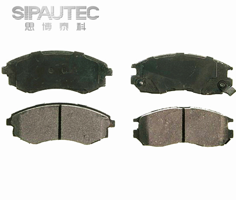 Wholesale Auto Parts Brake Pad (D700) for Hyundai/Nissan