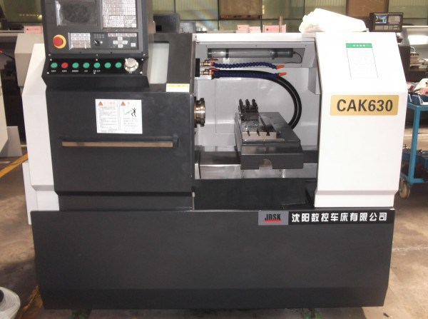 Cak630 CNC Lathe Machine Torno CNC From China