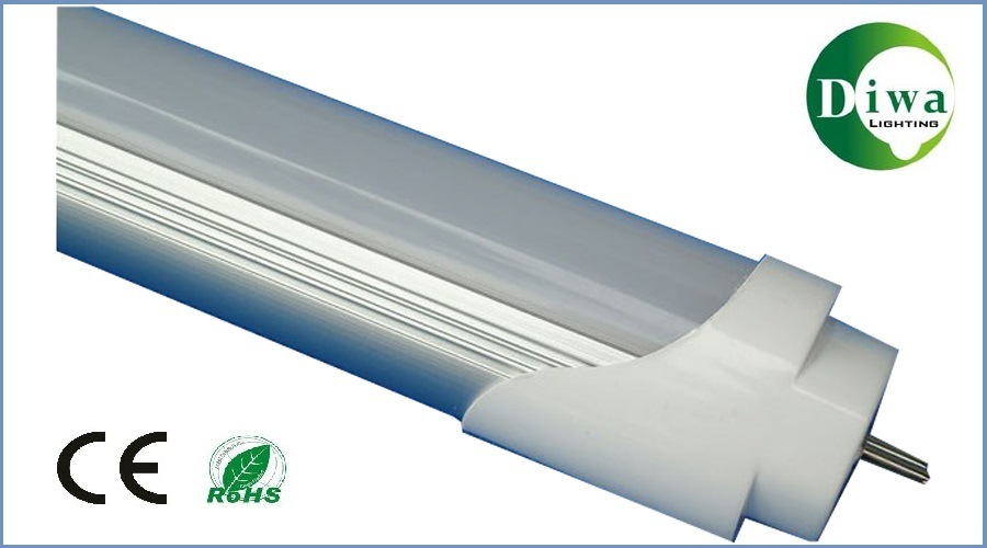 T8 LED Tube Lamp with SMD 2835 LED, Dw-LED-Dg-T8-01