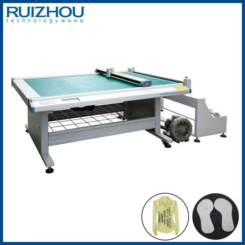 CNC Garment Cardboard Pattern Cutting Machine