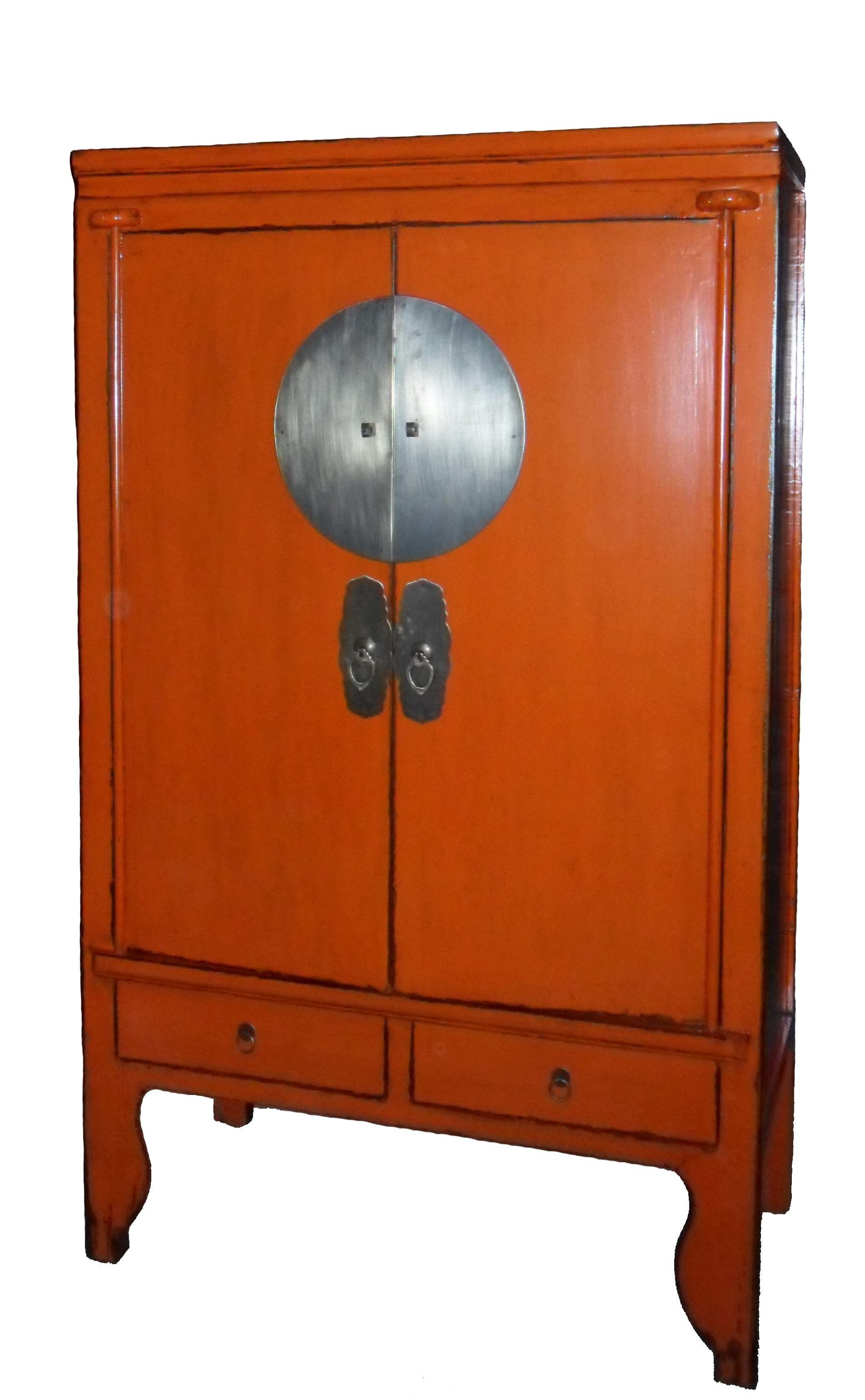 Antique Wardrobe Wedding Cabinet (LWA502)