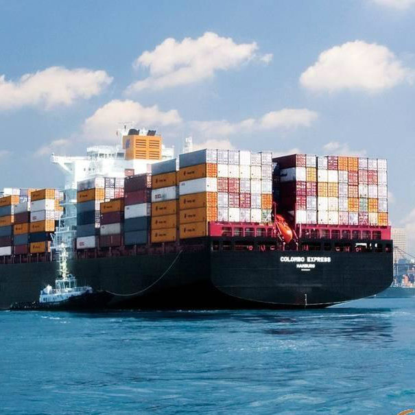 Sea/Ocean Shipping Freight Agent From China to Vitoria/Brazil