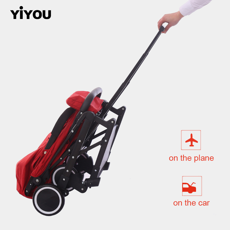 2017 New Design Easy Fold Portable Baby Buggy Stroller