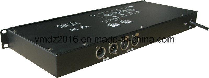 6 Ways DMX 512 Splitter/Distributor/Amplifier