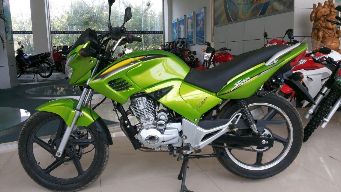 New Tiger 2000 Motorycle (KS150-17A)
