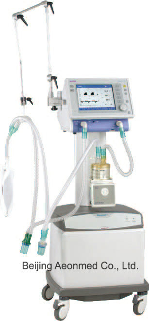 ICU Ventilator with Ce Certificate