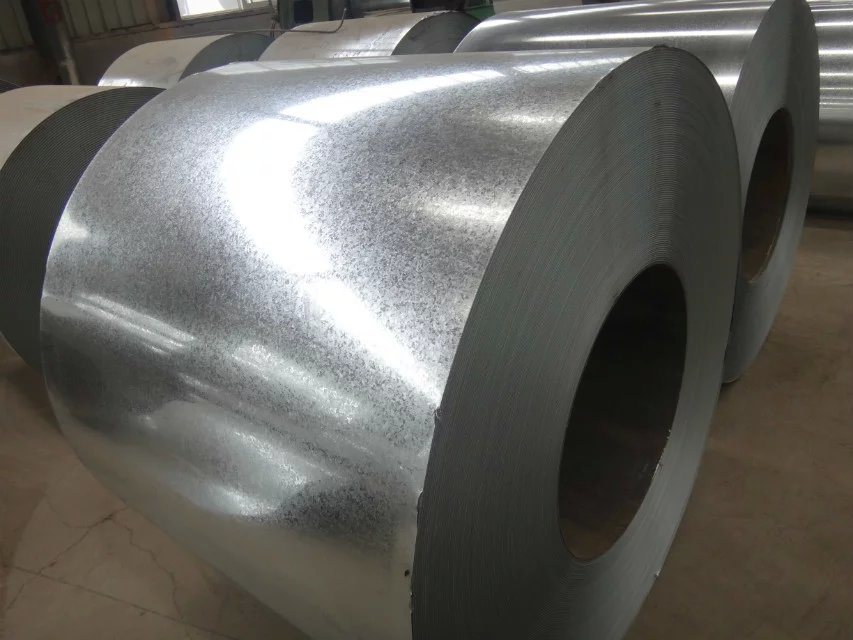 Galvanized Steel and Galvanised Steel Coil