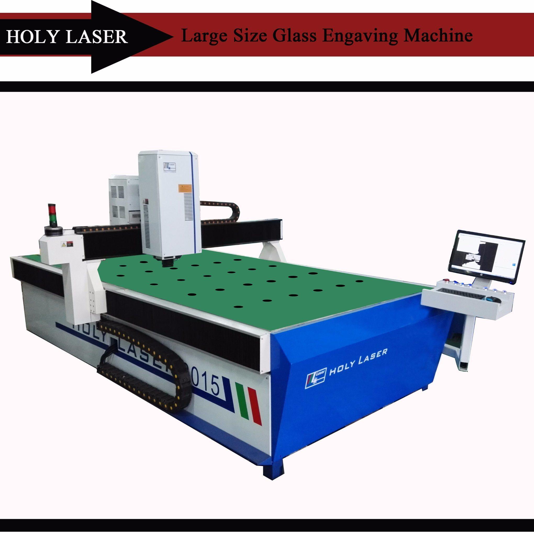 Hsgp-2513/3015 Large Size Glass Crysatal Laser Engraving Machine