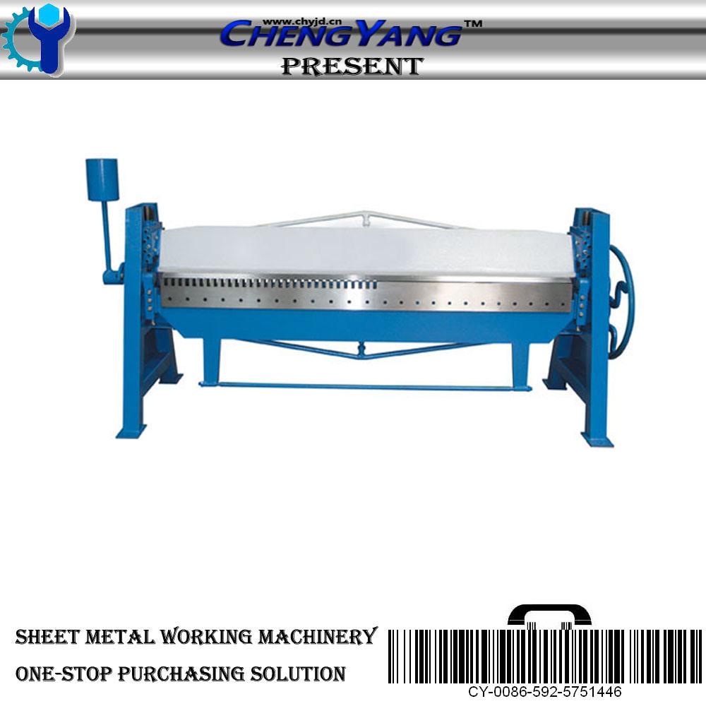 metal folding machine