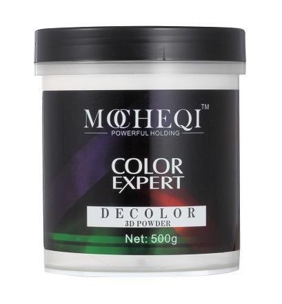 Professional Salon Using Hair Bleach Powder
