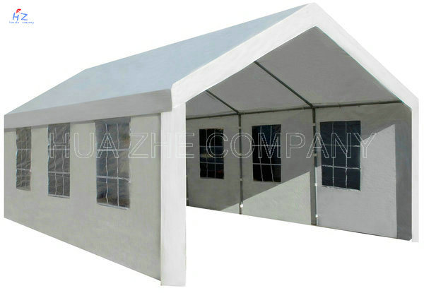 Big Tent 5X10m Auto Tent for Car Tent Outdoor Tent Garden Gazebo Sun Gazebo for Auto Tent