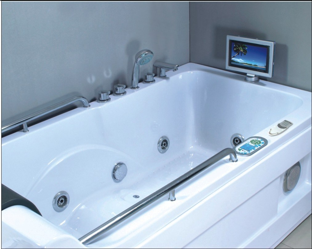 China Bathtub Massage Bathtub Whirlpool Bathtub HX 7011TV China Bathtub