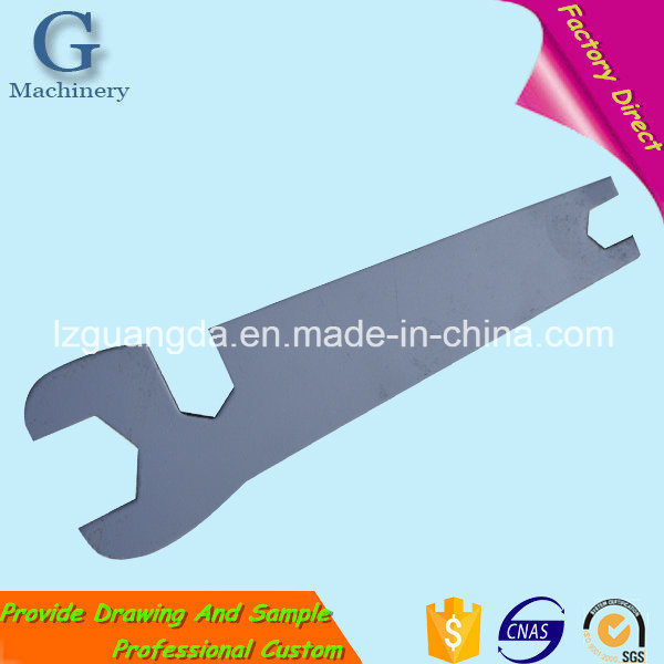 Wholesale OEM Sheet Metal Stamping Simple Wrench Part