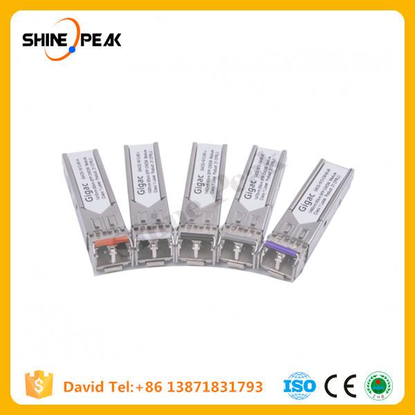 10g CWDM SFP Transceiver 80km Fiber 1610nm CWDM