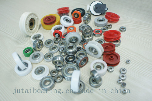 Plastic Roller Bearing Sliding Door and Window Wheels