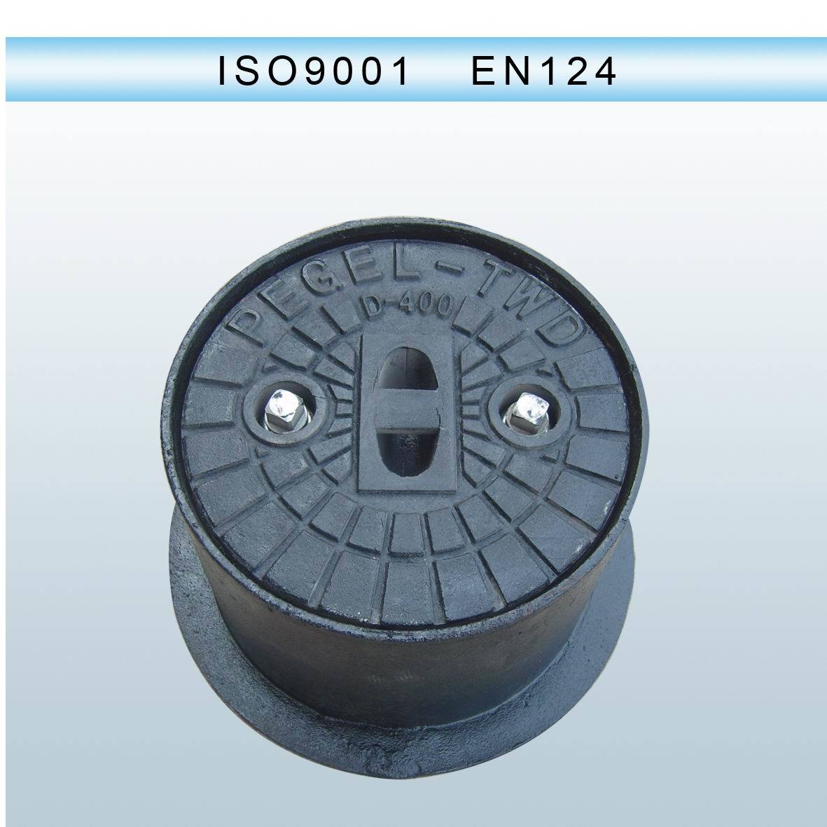 Cast Iron Water Meter Box