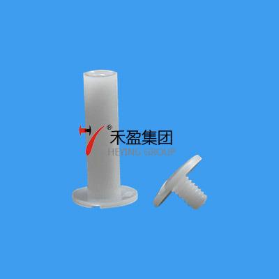 Plastic Nylon Injection Book Screw
