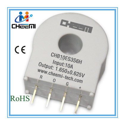 High Precision Hall Current Transducer for Elevator Current Detection