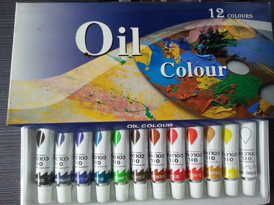Oil Paint Color (NH07008)
