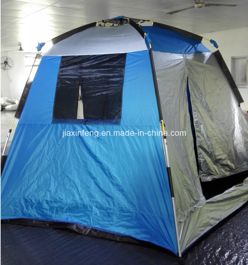 Large Waterproof Outdoor Automatic Camping Tent