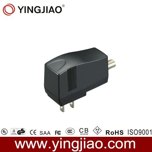 12W 12V DC Switching Power Supply with CE