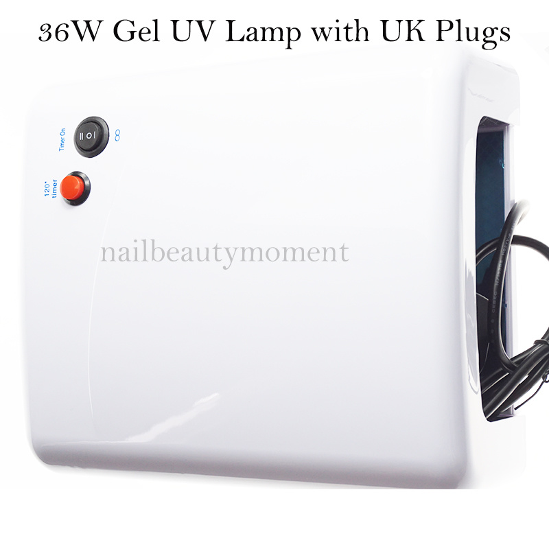 Wholesale 36W Nail Gel Curing UV Lamp 220V Dryer Machine