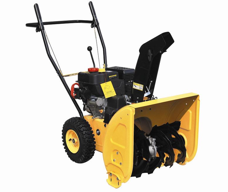 Cheap Gasoline 5.5HP Snow Thrower (ZLST551Q)