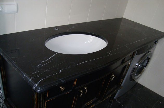 Chinese Stone Granite & Marble Sink Countertop