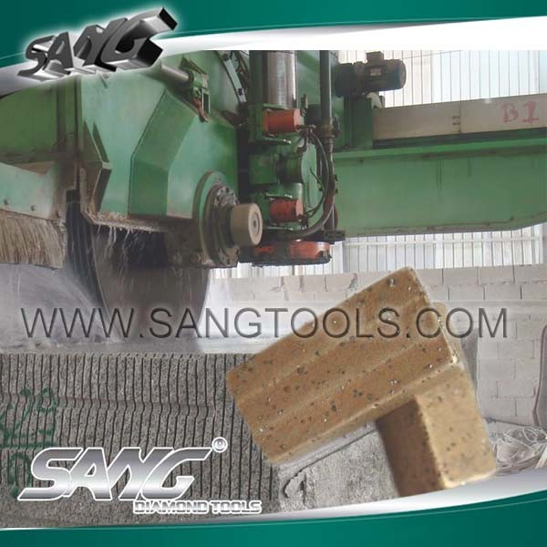 China Diamond Segments for Cutting Marble, Granite, Sandstone (SG-013)