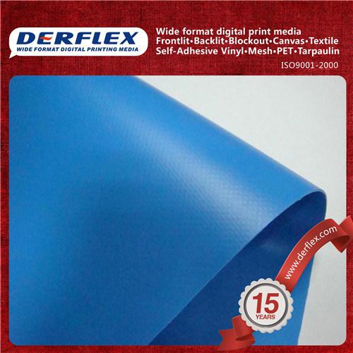 Poly Tarp Waterproof Canvas Tarps Tarp Material PVC Tarpaulin