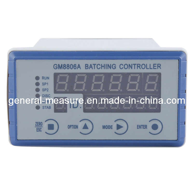 Batching and Weighing Controller Indicator (GM8806A-PL)