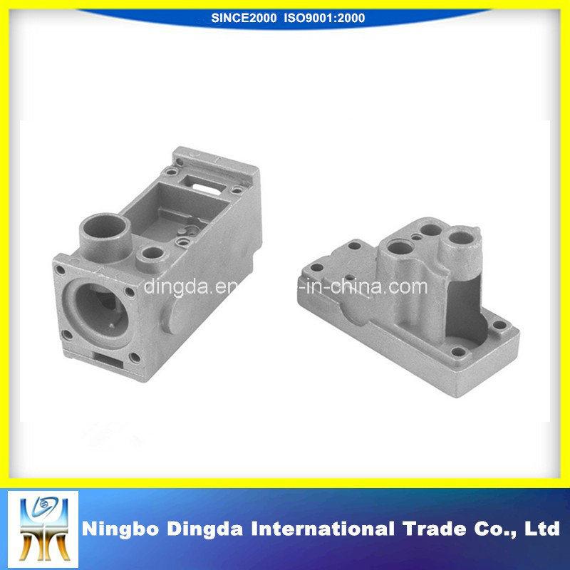 OEM Casting CNC Steel Parts